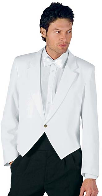 CHAQUETA ISACCO SPENCER FRANCESA BLANCO