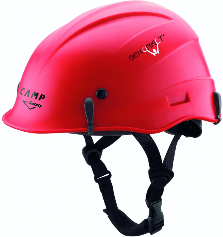 CASCO ALTURA IRUDEK SKLOR PLUS ABS ROJO