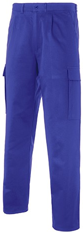 PANTALON ALGODON SEANA MULTIBOLSILLOS COLOR