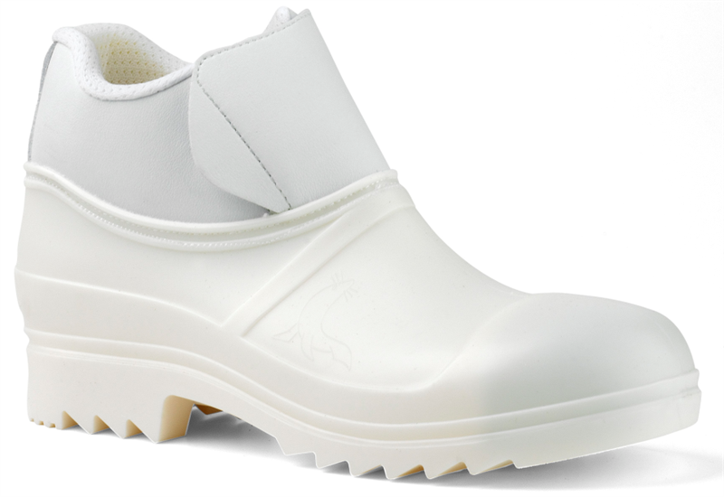 BOTA FOCA BLOODLESS SEGURIDAD BLANCO