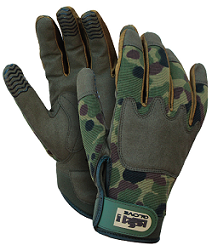 GUANTES ISSA ARMY HIGH TECH POLIVALENTE (1 par)
