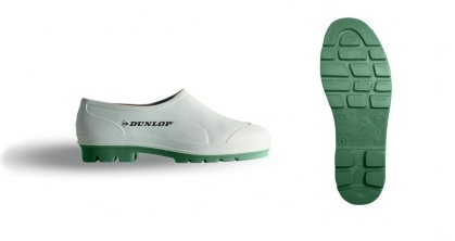 ZAPATO AGUA WELLIE DUNLOP BLANCO