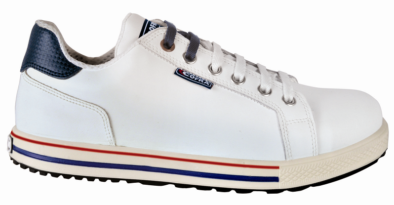 ZAPATO COFRA ASSIST OLD GLORIES S3 SRC ALUMINIO HIDROFUGO BLANCO