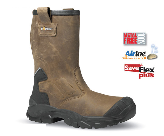 BOTA UPOWER ALASKA UK S3 CI SRC NOBUCK MARRON