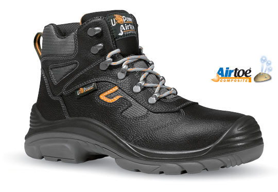 BOTA UPOWER PREMIER STEP ONE S3 SRC NEGRO