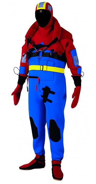 TRAJE SUPERVIVENCIA MAR TPS NEOPRENO